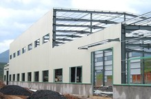 Steel Structure House/Prefab House/Steel Metal Building for exported