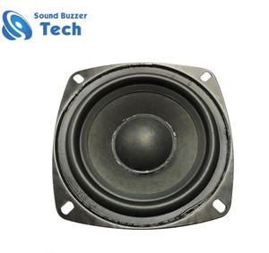 Professional loudspeaker manufacturer 4 inch 15w 20w 8ohm speaker for sound box