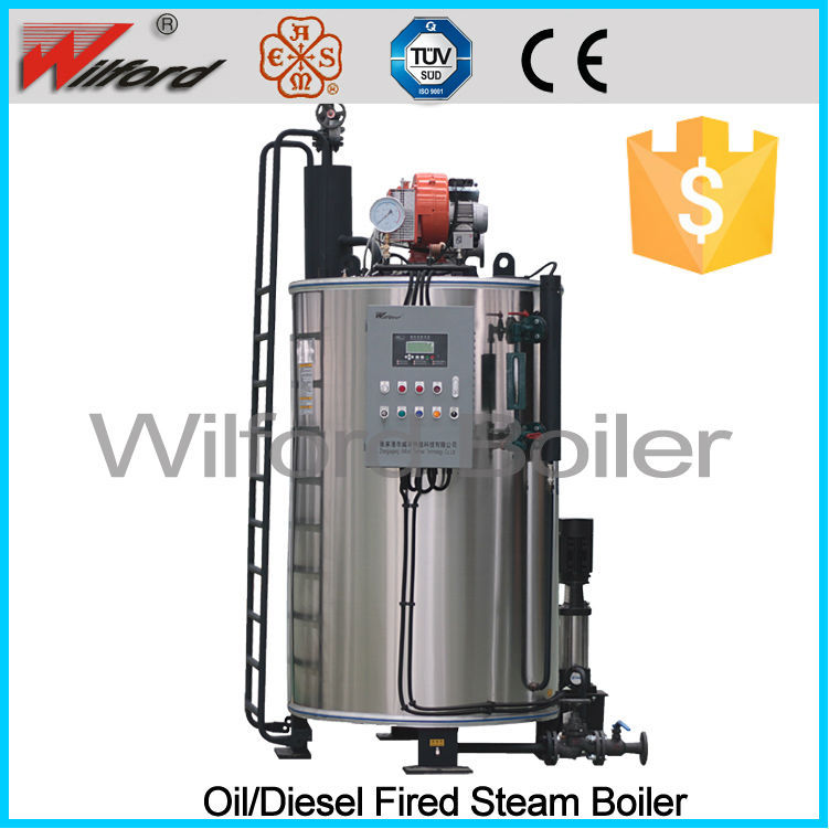water steam boiler