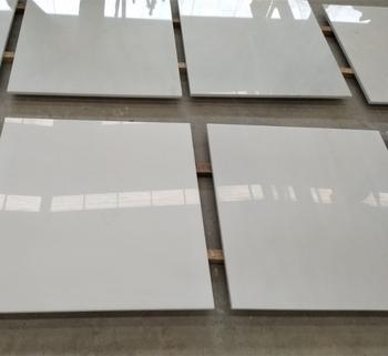 Royal White Slabs Marble Flooring Tiles Pure Hexagon Mosaic