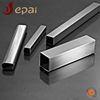 SUS201 304 Welded Stainless Steel Square Pipe
