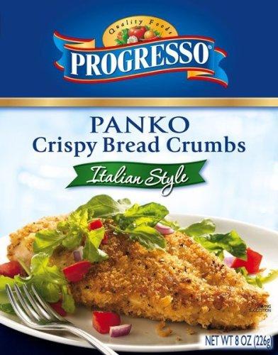 Buy Progresso Italian Panko Style Breadcrumbs 8 Ounce Pack