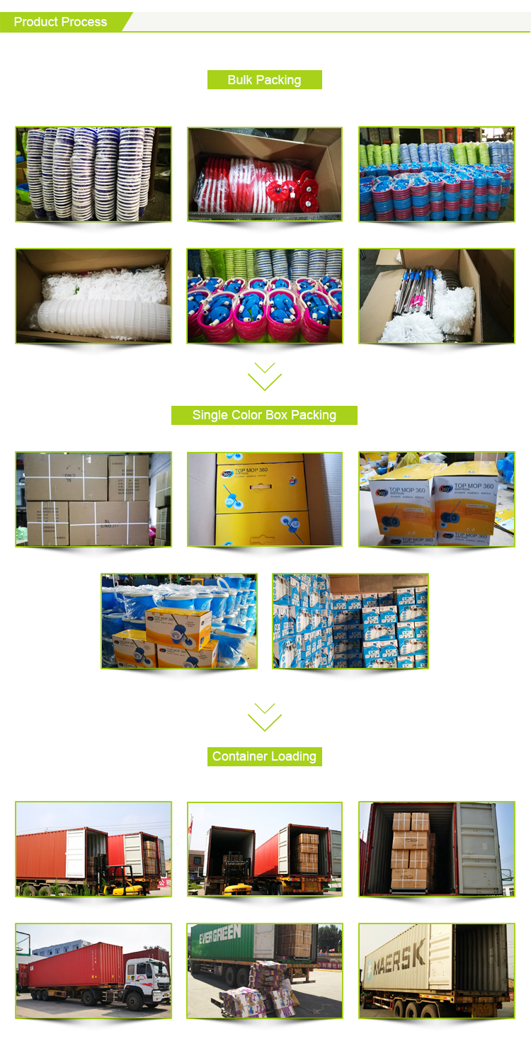 household items with replacement parts Easily Dehydration easy life easy mop with factory price