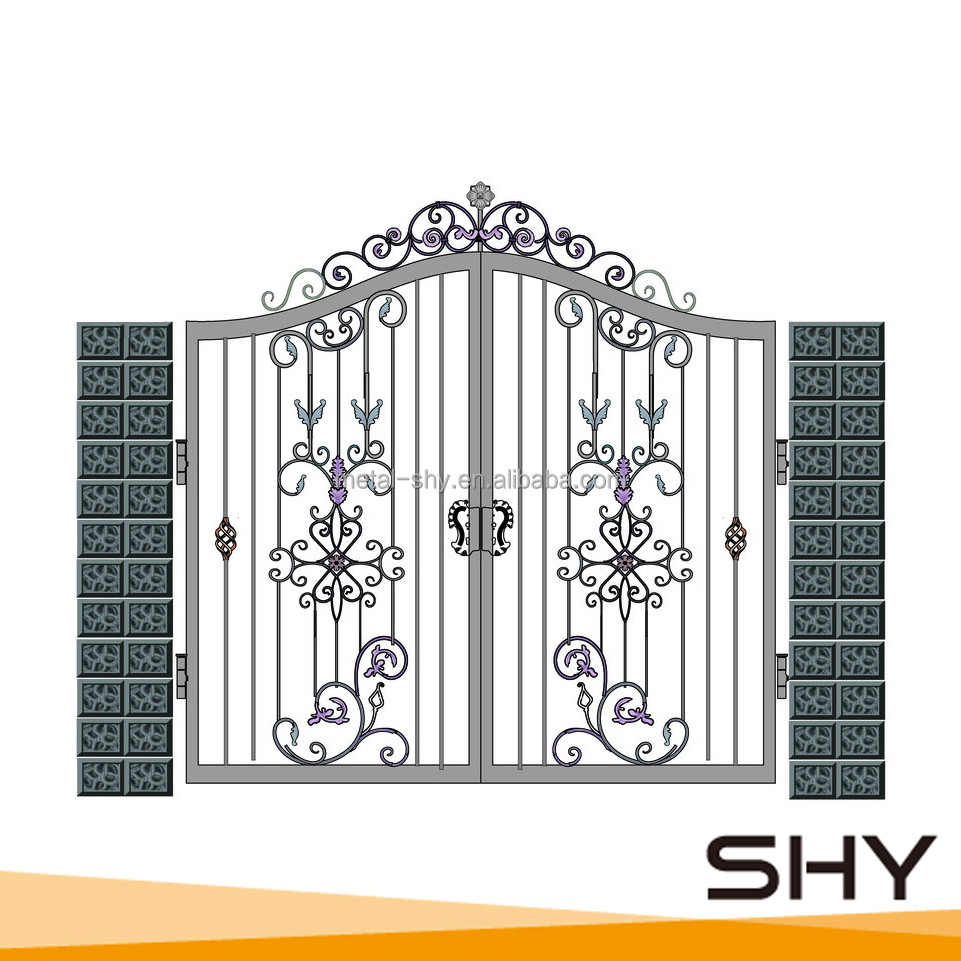 Magnificent Home Gate Designs Elaboration - Home Decorating ...
