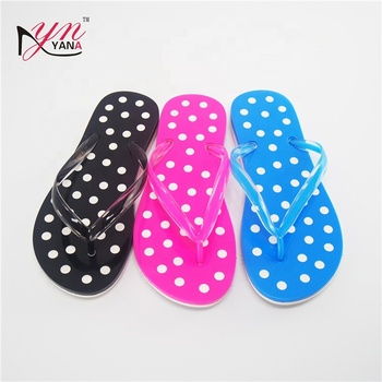 54e6688f4f4 Wholesale Cheap Price Beach Slippers For Girls Of Lady PCU PVC Flip Flop