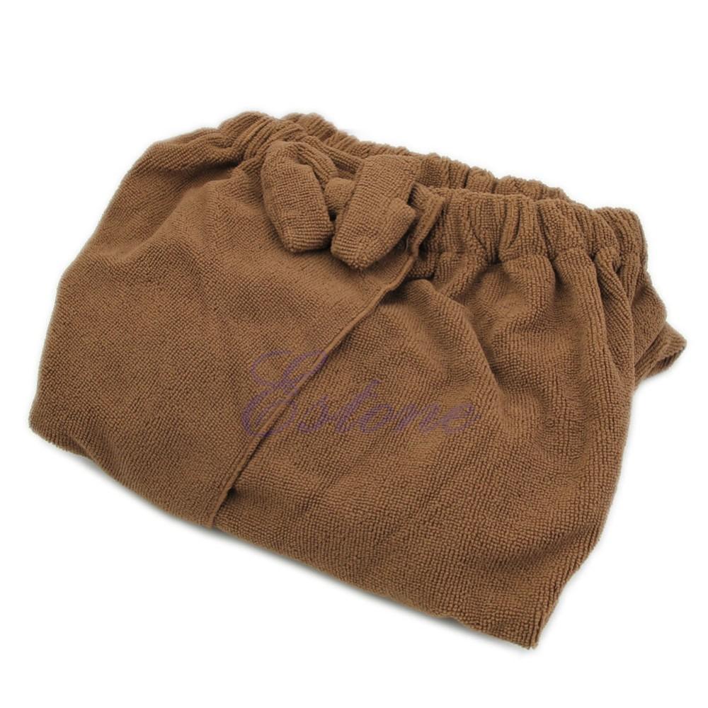 Wholesale Microfiber Bath Towels: Wholesale Women Absorbent Microfiber Fleece Shower Spa