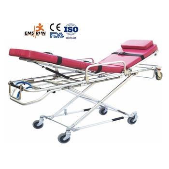 innovative design 338b1 bc621 Used home medical X-frame multi-level ambulance stretcher equipment