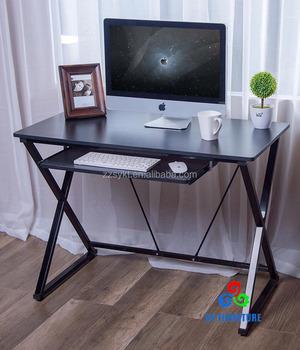Simple Table De Bureau à Domicile Bureau Bureaux Dordinateur Pour