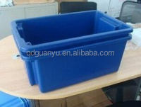 Stacking & Nestable container& crate