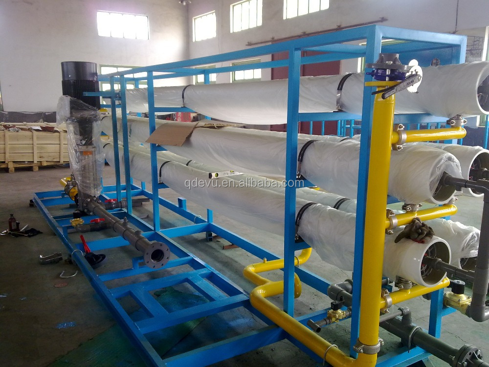 Reverse Osmosis System Sea Water Filter