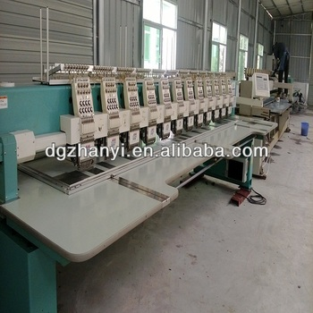 12 Heads Tajima Embroidery Machine Tfgn 912 Buy 12 Heads