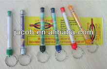 Advertising Flyer Pen Banner Pen with key chain