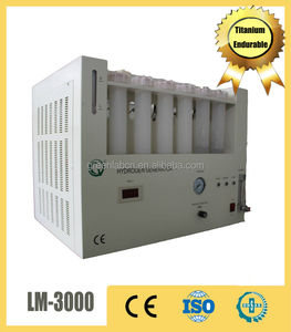 high-purity hydrogen generator Purity:99.999% LM-3000 Water Electrolyzer Equipment Pure Hydrogen