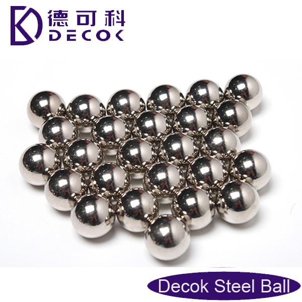 6MM MIRROR FINISH SMOOTH STAINLESS STEEL BALL
