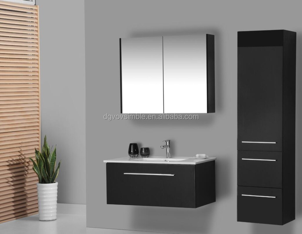 Painting Particle Board Bathroom Cabinets mdf white painted particle board side good price bathroom vanities