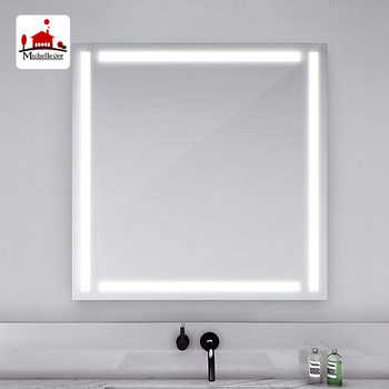 Smart Wifi Bluetooth Lighted Bathroom Wall Mirrors Large