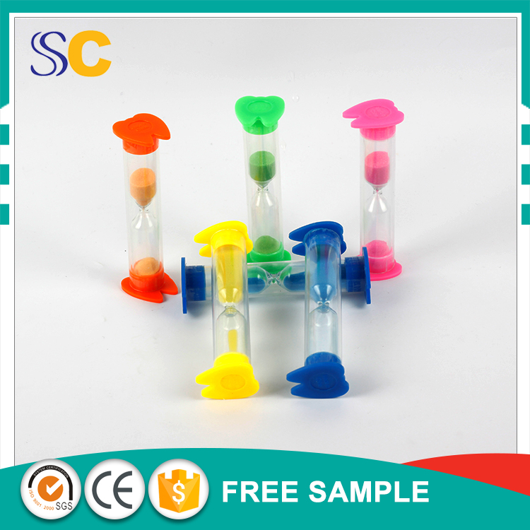 hourglass / sand timer / glass timer / sand clock