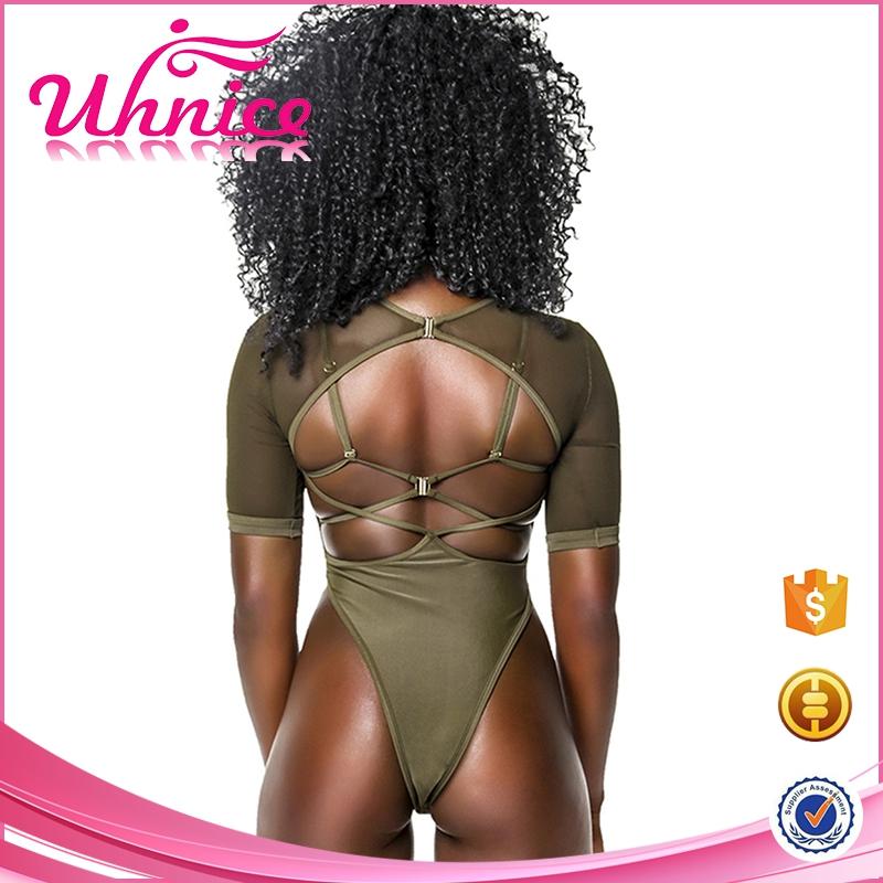 157934b5e957 Уникальный тип девушки сексуальная всего тела прозрачный купальник бикини  купальники