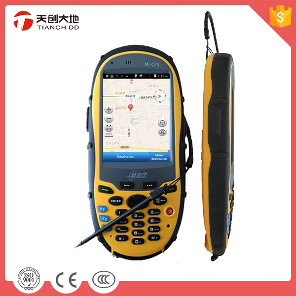 New Arrival Android 4.4 Handheld GPS GIS Measuring Instruments