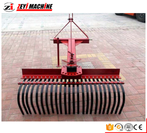 2018 New agriculture implements CE approved New tractor Landscape rake