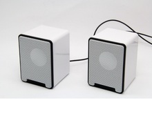 Wired Mini Portable Speaker Laptop Desktop Computer Speaker USB 2.0