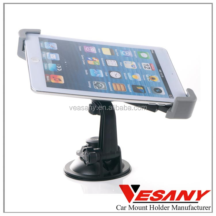 Vesany Shenzhen Manufacturer OEM Logo Free Sample Universal Silicone Adjustable Tablet PC Holder