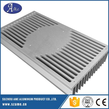 Black Heat Sink