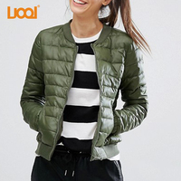 High Quality Winter Motorcycle Long Sleeve Zippers Women Jacket