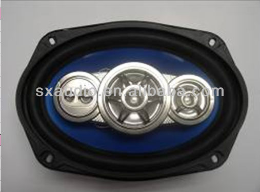 "air horn for truck car audio coaxial speaker 6X9""/6*9"" 5-way 12V"