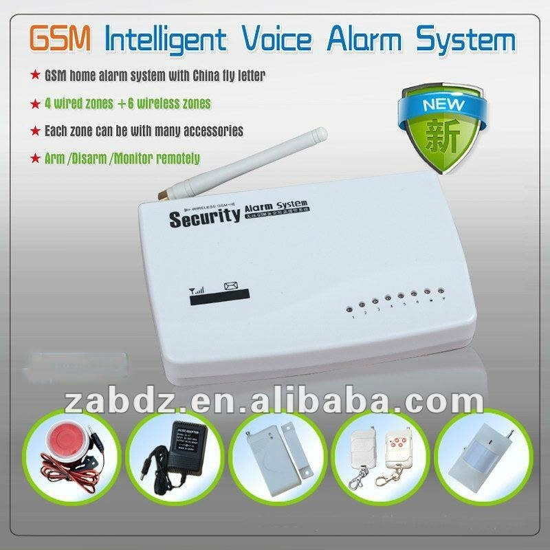 gsm wireless laser beam alarm sysem (GSM)