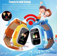 New design online gps watch tracker real time gps tracking smart wrist watch sports watches for kids