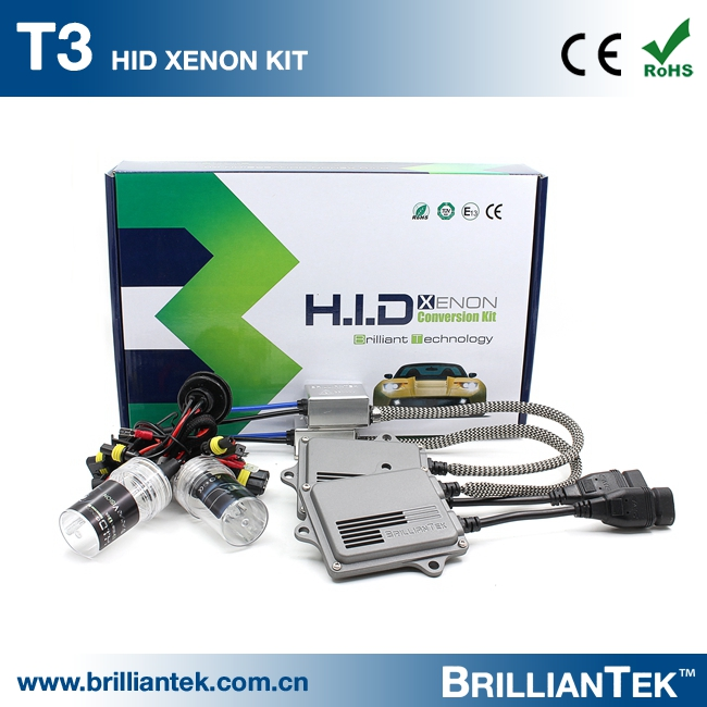 Auto Use TB T3 CANBUS Fast Bright h7 h11 HID Kit Installation Xenon Bulb Headlight