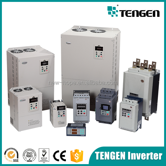 TENGEN 380v triple general type vector vfd drives prices