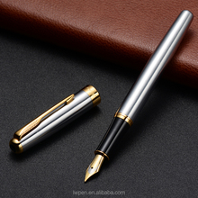 Chinese free sample business gift pen engraved logo fountain pen