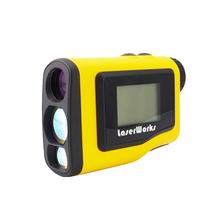 China Manufacturer OEM 6X21 600m Laser Golf Rangefinder with Slope Detector