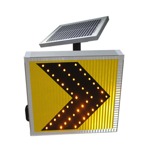New Traffic Products Led Solar Road Signs System