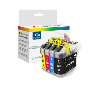 Printer Ink Cartridge Compatible LC21BK LC21C LC 21M LC 21 Y