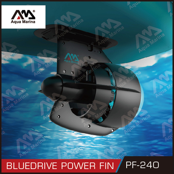 Bluedrive power fin electric sup fin trolling motor buy for Fin for boat motor
