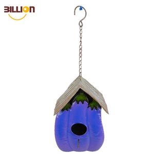 Bird Cage Garden Decoration Metal Animal Trap Cage Bird Aviaries Bird Toys by Iron