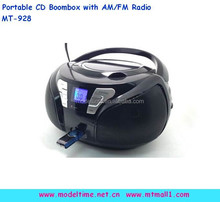 <span class=keywords><strong>draagbare</strong></span> cd boombox am fm radio speler