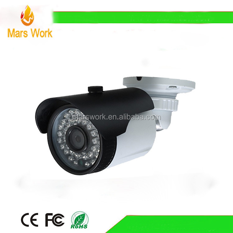 Mars Work Security 960p Long Distance Real-time Transmission outdoor full hd 1.3mp ahd cctv camera Night Vison