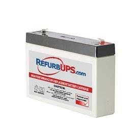 Power-Sonic PS-670 - Brand New Compatible Replacement Battery