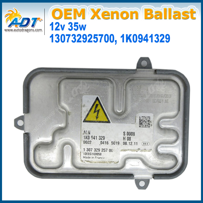 2009-2013 FOR Skoda Yeti D1S D1R Xenon HID Headlights Igniter Inverter Control 130732912002, 10EEG120433, 130732925702