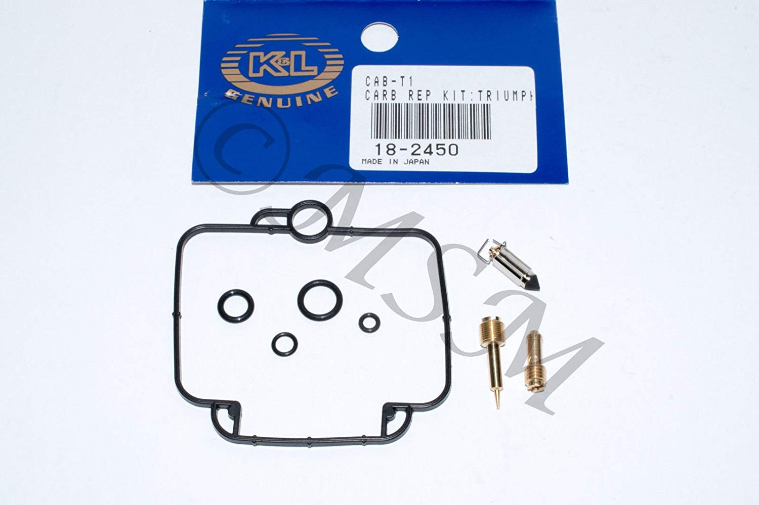 K&L Supply Economy Carburetor Repair Kit 182450