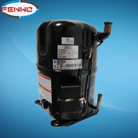 high back pressure tecumseh piston compressor price list AEZ3440Z hermetic compressor tecumseh reciprocating compressor model