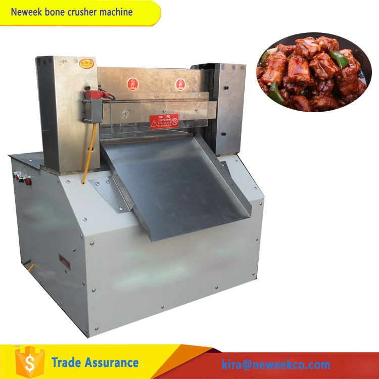 NEWEEK band saw frozen fish cutting machine to cut frozen fish cutter