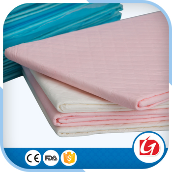 Disposable surgical under pad with CE certification