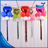 heart shape aluminium foil balloon custom shape foil balloons
