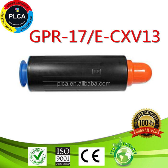 NPG-27/GPR-17/C-EXV13 toner cartridge For Canon COPIER iR-5050 / 5055 / 5065 / 5070 / 5075 / 5570 / 6570 printer