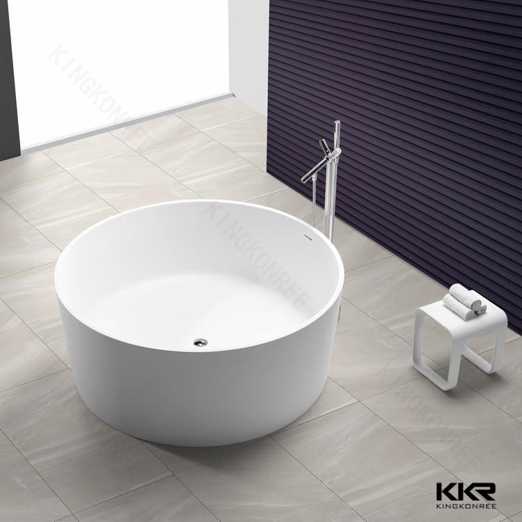 Piccola doccia vasca da bagno per adulti pieghevole vasca - Vasca da bagno rotonda ...